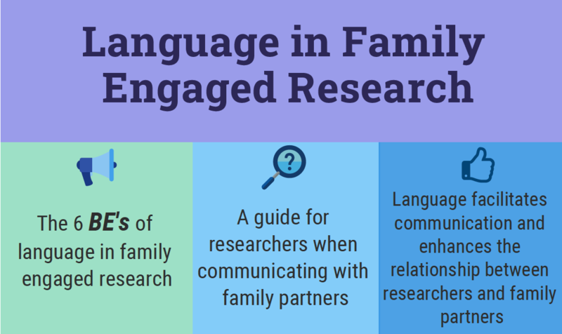 Language in family engaged research thumbnail